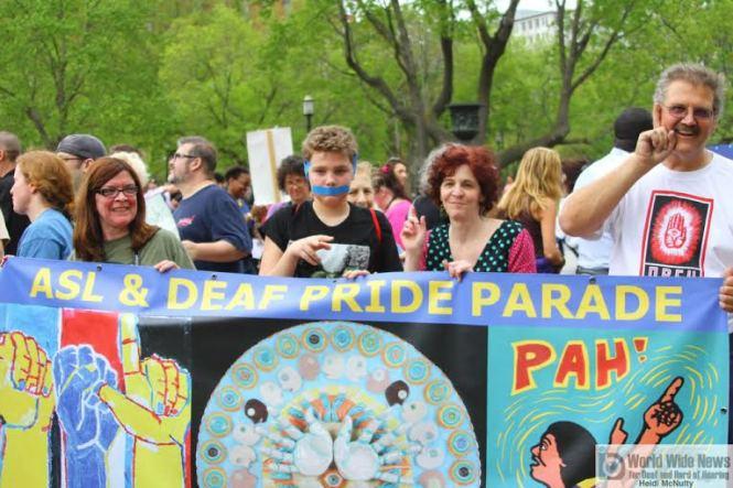asl pride parade